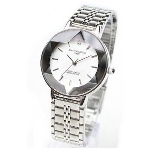 メンズ腕時計 アイザック・バレンチノ Izax Valentino  シルバーフェイス IVG200-2|zennsannnet