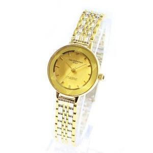 レディス腕時計 アイザック・バレンチノ Izax Valentino  ゴールドフェイス IVL200-1|zennsannnet