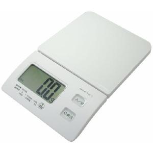 スリムスケール 2kg ハカリ バックライト機能付き KS226-WT|zennsannnet