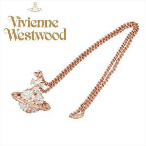 ヴィヴィアン・ウエストウッド ネックレス メイフェア 3D ピンクゴールド ラージオーヴ MT12625-4 vivienne westwood ギフト プレゼント 誕生日|zennsannnet