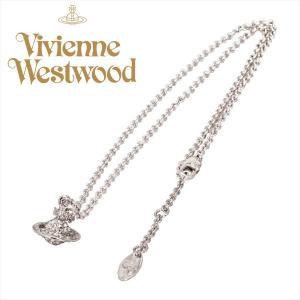 ヴィヴィアン・ウエストウッド ネックレス メイフェア 3D シルバー スモールオーヴ MT12626-2 vivienne westwood ギフト プレゼント 誕生日|zennsannnet