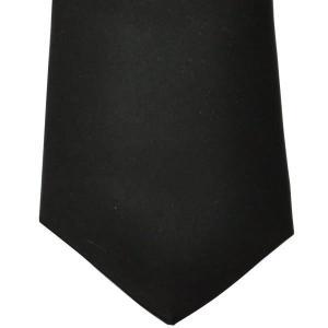 ネクタイ necktie 日本製 西陣織り シルク100% NJ11-45-03 フォーマル 黒無地|zennsannnet
