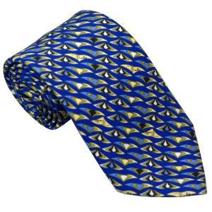 エミリオ プッチ EMILIO PUCCI 紳士ネクタイ necktie シルク100% イタリー製 P7013-5 ギフト プレゼント 贈答品 記念品|zennsannnet