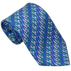 エミリオ プッチ EMILIO PUCCI 紳士ネクタイ necktie シルク100% イタリー製 P7017-3 ギフト プレゼント 贈答品 記念品|zennsannnet