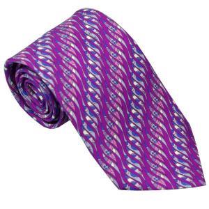 エミリオ プッチ EMILIO PUCCI 紳士ネクタイ necktie シルク100% イタリー製 P7017-4 ギフト プレゼント 贈答品 記念品|zennsannnet