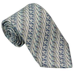 エミリオ プッチ EMILIO PUCCI 紳士ネクタイ necktie シルク100% イタリー製 P7017-6 ギフト プレゼント 贈答品 記念品|zennsannnet