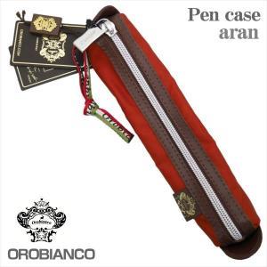 オロビアンコ ペンケース OROBIANCO レッド pen1x001aran|zennsannnet