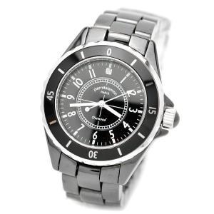 ピエール タラモン pierre talamon メンズ腕時計 オールセラミック PT1600H-BK ブラック|zennsannnet