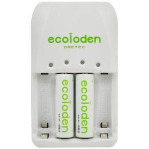 ニッケル水素充電池用 急速充電器 単3形充電池2本付 単3・単4を組み合わせ充電  RB-513|zennsannnet