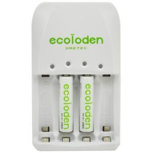 ニッケル水素充電池用 急速充電器 単4形充電池2本付 単3・単4を組み合わせ充電  RB-513|zennsannnet