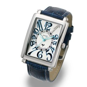 ミッシェルジョルダン MICHEL JURDAIN メンズ腕時計 天然ダイヤ入り スクエアー型 SG3000-5|zennsannnet