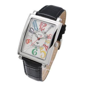 ミッシェルジョルダン MICHEL JURDAIN メンズ腕時計 天然ダイヤ入り スクエアー型 SG3000-6|zennsannnet