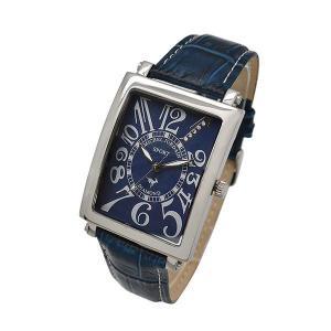 ミッシェルジョルダン MICHEL JURDAIN メンズ腕時計 天然ダイヤ入り スクエアー型 SG3000-8|zennsannnet