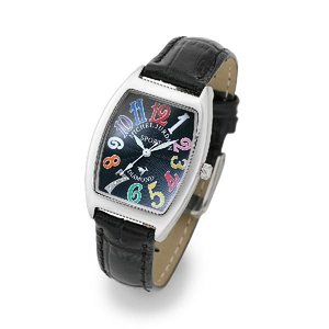 ミッシェルジョルダン MICHEL JURDAIN レディス腕時計天然ダイヤ入り SL1000-7|zennsannnet