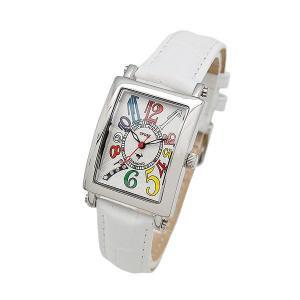 ミッシェルジョルダン MICHEL JURDAIN レディス腕時計 天然ダイヤ入り スクエアー型 SL3000-6|zennsannnet