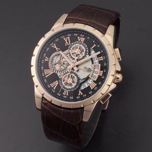 サルバトーレ・マーラ Salvatore Marra クロノグラフ機能 メンズ腕時計 SM13119S-PGBK|zennsannnet