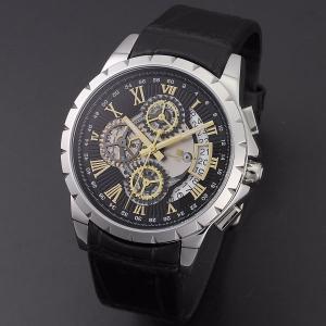 サルバトーレ・マーラ Salvatore Marra クロノグラフ機能 メンズ腕時計 SM13119S-SSBKGD|zennsannnet