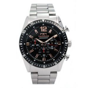 テクノス TECHNOS メンズ腕時計 100m防水 クロノグラフ T1019TH|zennsannnet