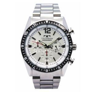 テクノス TECHNOS メンズ腕時計 100m防水 クロノグラフ T1019TS|zennsannnet