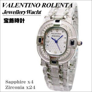 バレンチノ・ロレンタ サファイヤ宝飾工芸時計 メンズ腕時計 VR110-SM ギフトプレゼント贈答品 zennsannnet