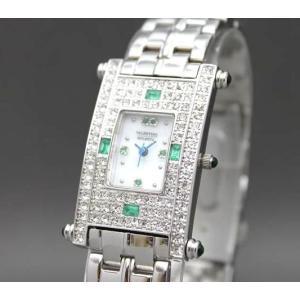 バレンチノ・ロレンタ メンズ腕時計 エメラルド宝飾工芸時計 VR-112-EM ギフトプレゼント贈答品 zennsannnet