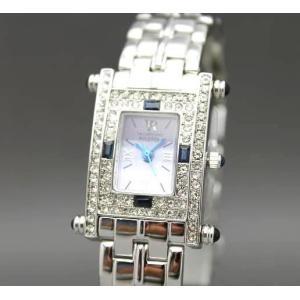 バレンチノ・ロレンタ  レディス腕時計 サファイア宝飾工芸時計 VR-112-SL ギフトプレゼント贈答品 zennsannnet