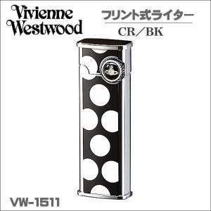 ヴィヴィアン・ウエストウッド フリント式ライター  喫煙具  VW-1511 ドットCR ギフト プレゼント クリスマス|zennsannnet