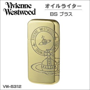 ヴィヴィアン・ウエストウッド  オイルライター ブラス 喫煙具  VW-5312 ギフト プレゼント|zennsannnet