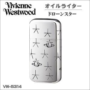ヴィヴィアン・ウエストウッド オイルライター ドローンスター 喫煙具 VW-5314  ギフト プレゼント クリスマス|zennsannnet
