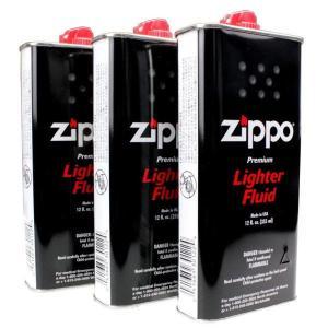 【お得品】 zippo ジッポー 純正オイル 大缶 355ml 3本セット zennsannnet