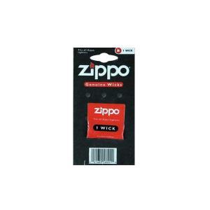 zippo ジッポー 純正替え芯 ウィック wick 1本入り ポストへ投函のメール便でのお届け(代引不可) zennsannnet