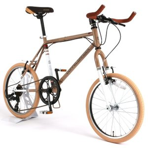 ドッペルギャンガー 20インチ 折りたたみ自転車 260 Parceiro [ブロンズグレイ/アルペンホワイト] 260-GY 4582143469273|zenrin-ds