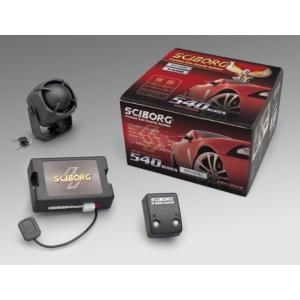 キラメック SCIBORG サイボーグ DIGI-LINK スマートセキュリティ ハイグレードモデル 540HB トヨタ ランドクルーザー プラド TRJ150W 09.09- 540HB-T035 zenrin-ds