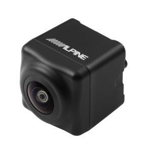 アルパイン リアカメラ ノア/ヴォクシー/エスクァイア専用ステアリング連動バックビューカメラ (黒) SGS-C1000D-NVE 4958043112142|zenrin-ds