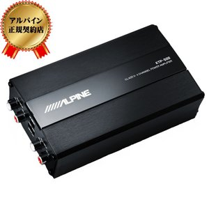 ALPINE/アルパイン デジタルパワーアンプ KTP-500 4958043282340|zenrin-ds