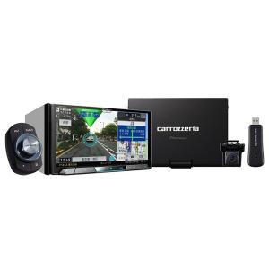 パイオニア 7V型ワイドVGA地上デジタルTV/DVD-V/CD/Bluetooth/USB/SD/チューナー・DSP AV一体型メモリーナビゲーション  AVIC-CZ902 4988028401824|zenrin-ds