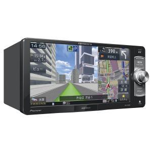 カロッツェリア(パイオニア) 楽ナビ AVIC-RW900 7型ワイド カーナビ フルセグ/DVD/...