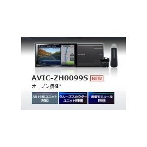 パイオニア carrozzeria HDDナビCSセット AVIC-ZH0099Sの商品画像