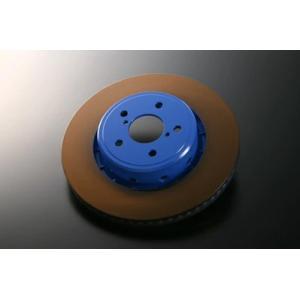 エンドレス ブレーキローター BASIC (1枚) フロント ホンダ シビック EK4/EK3(Vi-RS)/EK5 ER501-B zenrin-ds