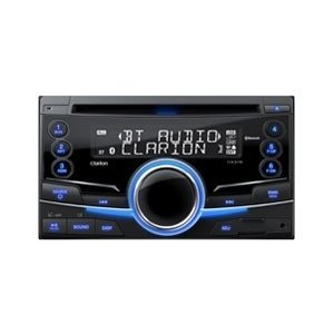 Clarion クラリオン 2DIN Bluetooth/CD/MP3/WMAレシーバー CX315 4961033518664|zenrin-ds