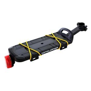 ドッペルギャンガー LEDリアキャリア ブラック DLC221-BK (北海道・沖縄・離島不可)4582474898728|zenrin-ds