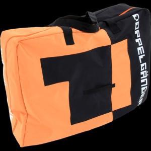 ドッペルギャンガー ホルダー・収納パーツ 輪行キャリングバッグ DB-4 ブラック/ オレンジ (北海道・沖縄・離島除く) 4582143467637|zenrin-ds