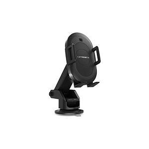 パイオニア 車載用電動オートホールド式ワイヤレス充電スマートフォンクレイドル SDA-SC500 4988028425868|zenrin-ds