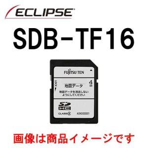 ECLIPSE/イクリプス AVN-ZX03i,Z03i,Z03iW用地図更新SDカード SDB-TF16 4953332684911