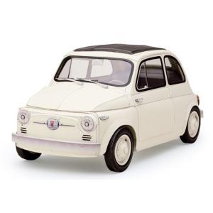 アップリフト UPLIFT ペーパークラフト モデルシリーズ フィアット500 UM004(模型 ミニカー プレゼント 贈り物)|zenrin-ds