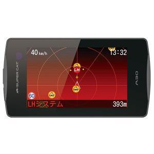 YUPITERU ユピテル 3.2インチMVA液晶アンテナ一体型GPSレーダー探知機 A30 リモコン式 4968543108583|zenrin-ds