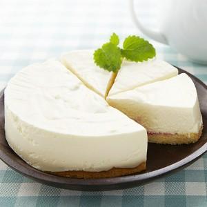 しぼりたて牛乳使用 山田牧場 芳醇レアチーズケーキ 5号 お菓子 スイーツ|zenzaemon