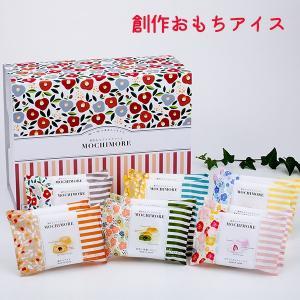 お歳暮 ギフト おもちアイス 桜庵 MOCHIMORE 6種12個入 アイスクリーム モチモア 御歳暮|zenzaemon