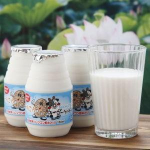 栗駒高原 れんこんヨーグルト 10本入り 飲むヨーグルト 乳酸菌 食物繊維 健康 レンコン|zenzaemon