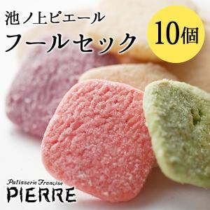 池ノ上ピエール 焼き菓子 フールセック 10個 お菓子 クッキー プレゼント 内祝 誕生日|zenzaemon